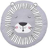 HUVE Manta Suave para niños del Juego de algodón para niños del bebé Juego Alfombra de