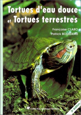 Tortues d'eau douce et tortues terrestres