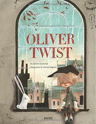 Oliver Twist (Big Picture Book) by Dickens, Charles (2014) Hardcover