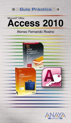 Access 2010 (Guías Prácticas)