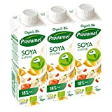 Provamel Soya Cuisine 3er-Pack - Bio - 3x250ml