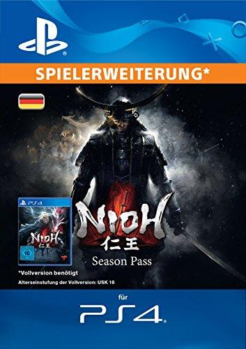 Nioh Season Pass [PS4 Download Code - deutsches Konto]