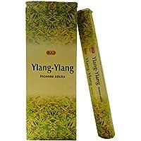 Räucherstäbchen Ylang Ylang 120 Sticks 6 Schachteln Wohnaccessoire Raumduft Deko preisvergleich bei billige-tabletten.eu