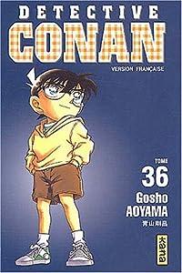 Détective Conan Edition simple Tome 36