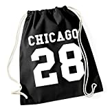 Certified Freak Chicago 28 Gymsack Black