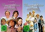 Unsere kleine Farm - Die komplette 7. + 8. Staffel (12-Disc / 2-Boxen)