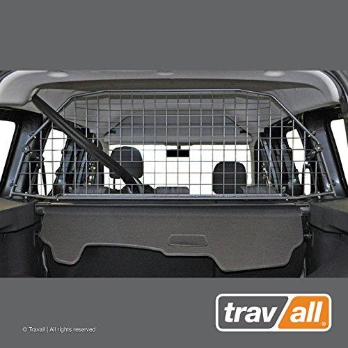 Travall® Guard Hundegitter TDG1395 - Maßgeschneidertes Trenngitter in Original Qualität