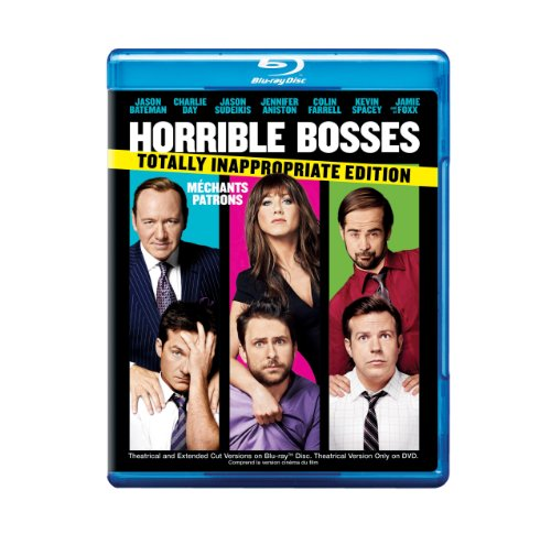 Horrible Bosses: Totally Inappropriate Edition (Blu-ray/DVD Combo)
