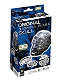 Original 3D Crystal Puzzle - Skull Black by Bepuzzled