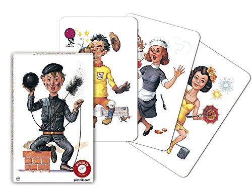 Desconocido Juego de Cartas, de 2 a 4 Jugadores