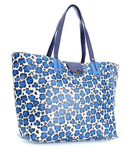 liujo-shopper-bianco-blu