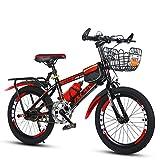 Xi Man Shop Mountainbike Kinderfahrrad Fahrrad des Jungen  Mädchen Fahrrad 18〃/20〃/22〃 (Size : 22in)