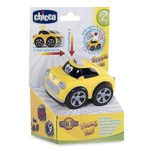 Chicco 007904 vehículo de Juguete - vehículos de Juguete (Negro, Amarillo, 2, 24, 6 año(s), Batería, AAA, 1,5 V)