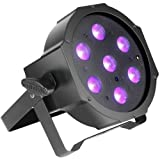 Cameo Flat PAR CAN 1 UVIR - 7 x 3 W High Power UV PAR