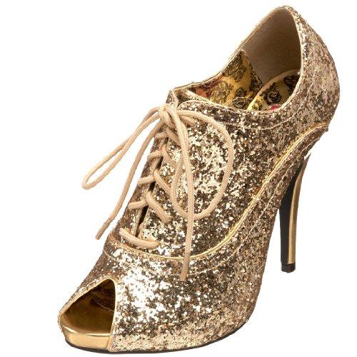 Bordello WINK01G/G Escarpins Femmes gold
