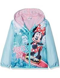 Disney Girl's Minnie Mouse Rain Jacket
