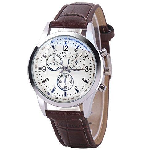 gspstyle-herrenuhr-quarz-armbanduhr-3-dekorativ-zifferblatt-analog-uhren-farbe-weiss-mit-braun