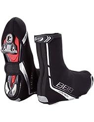 BBB Heavyduty - Botín térmico de ciclismo para hombre, color negro, talla 43/44