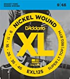 D'Addario EXL125 Nickel Wound Electric Guitar Strings, Super - Best Reviews Guide