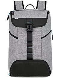 Laptop Backpack 17 Inch For Women/Men,SOCKO Multi-Functional Water Resistant Causal Daypack/Sport Gym Bag With...