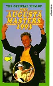 Augusta Masters 1993 [VHS] [UK Import]