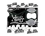 Wallet Ninja 18-in-1 Survival Tool Kit M...