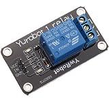 5V carte d'extension relais 1 canal pour MCU AVR ARM 51 PIC