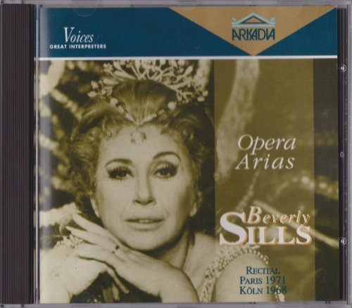 Beverly Sills:Ricital Paris 1971 +Koln 1968 / Rare [UK Import] [Import anglais]