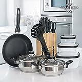Bravisima Kitchen Küchenset (17 Teile)