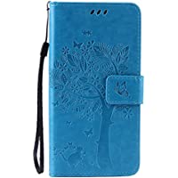 Huawei Honor 5C Custodia,Huawei Honor 5C Cover Portafoglio - Cozy