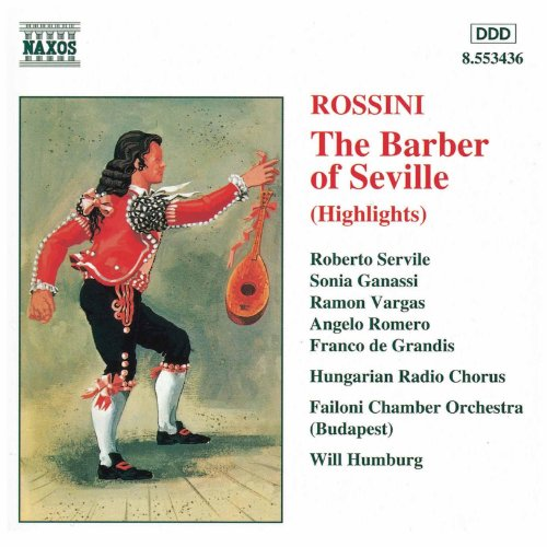 Rossini: The Barber of Seville...