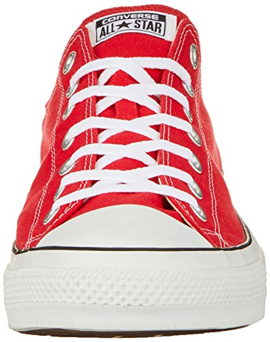 Converse Chuck Taylor All Star, Sneakers Unisex – Adulto Rosso (Tango Red)