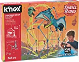 K'Nex Thrill Rides – Dinosaur Drop Roller Coaster Building Set Ride It! app