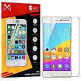 Gionee F103 Pro Screen Protector, iKare Impossible Fiber Tempered Glass Screen Protector for Gionee F103 Pro (REUSABLE, ULTRA CLEAR, REAL SHOCK PROOF, UNBREAKABLE)