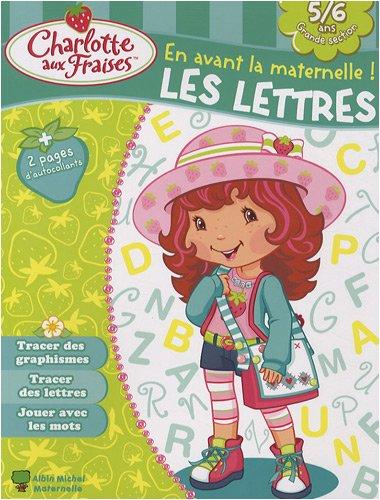 Les lettres, 5-6 ans