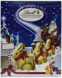 Lindt Advent Calendar Milk Chocolate, 160 g, Pack of 2