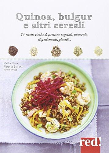 Zoom IMG-2 quinoa bulgur e altri cereali