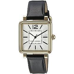 Marc Jacobs MJ1437 - Reloj con correa de cuero 2dc71c9d44c8