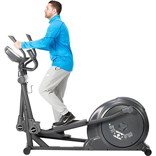 MAXXUS® Erwachsene 8.0 Crosstrainer, Grau, 1.998 x 700 x 1.511 mm - 6