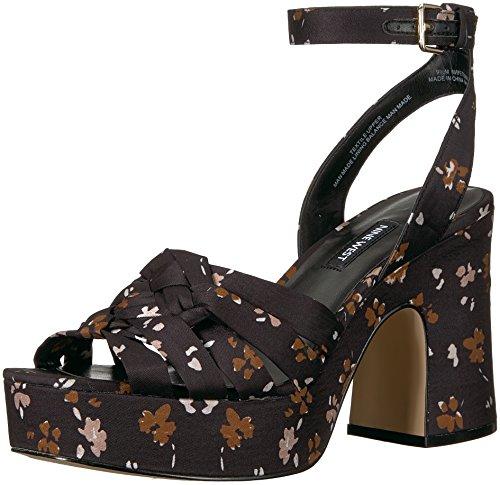 Damen Rosa Plateausandalen Schuhe - Ohne Karton EU 38 (Go Go Stiefel Für Verkauf)
