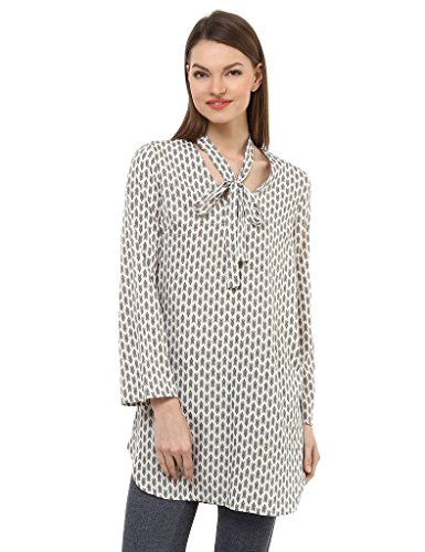 Oxolloxo Women Printed Tunic  available at amazon for Rs.359