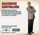 Songtexte von Maurice Chevalier - Dernier Concert