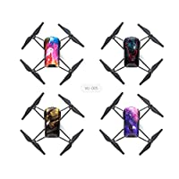 Y56 Skin Stickers for DJI TELLO Drone, Outdoor Cool Waterproof PVC 3D Stickers Full Set Skin Surface Cover Protector For DJI TELLO Drone by 5656YAO