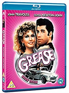 Grease [Blu-ray] [Import anglais]