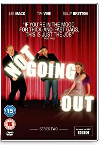 Not Going Out: Complete Second Series [DVD]