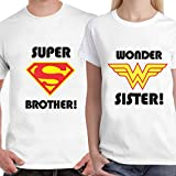 #9: DreamBag - Super Brother, Wonder Sister T-shirt