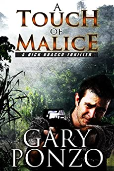 A Touch of Malice (A Nick Bracco Thriller Book 4) by [Ponzo, Gary]
