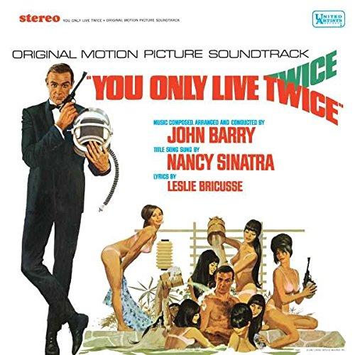 James Bond: You Only Live Twice (Limited Edition) [Vinyl LP] - Exotische Vinyl