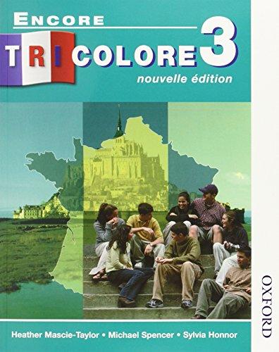 Encore Tricolore 3 Nouvelle Edition: Student's Book Stage 3