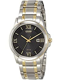 Citizen Analog Black Dial Men's Watch - BM7264-51E